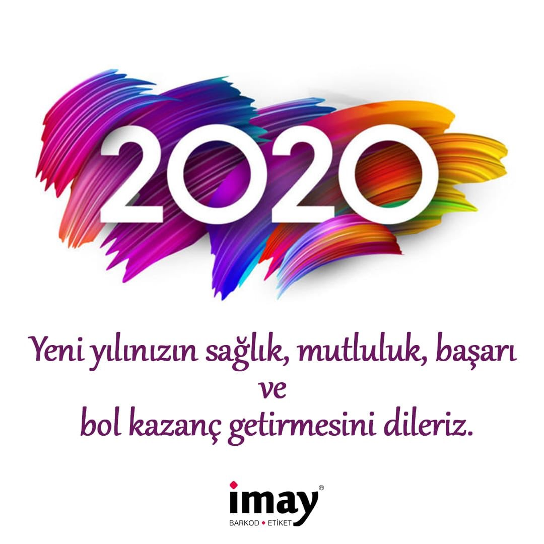 Mutlu Yıllar!  #mutluyillar #yeniyil #barkod #barcode #barkodetiket #barkodyazici #barkodokuyucu #elterminali #barcodeprinter #barcodescannerpic.twitter.com/qXlc27gwrn
