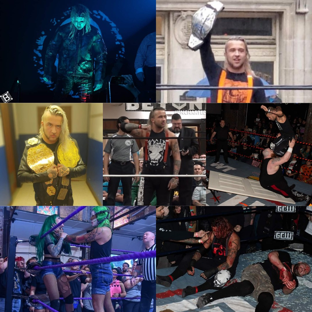 In 2019 I...  - Freelance Debut  - Became the Champion for both home promotions.  - Defeated Shotzi Blackheart - Beyond Debut  - Competed for Impact X-Division Championship - Debuted in GCW - Main Evented GCW against Nick Gage for the GCW World Championship.   #SilverTeethSatan <br>http://pic.twitter.com/n7MNTzngSn