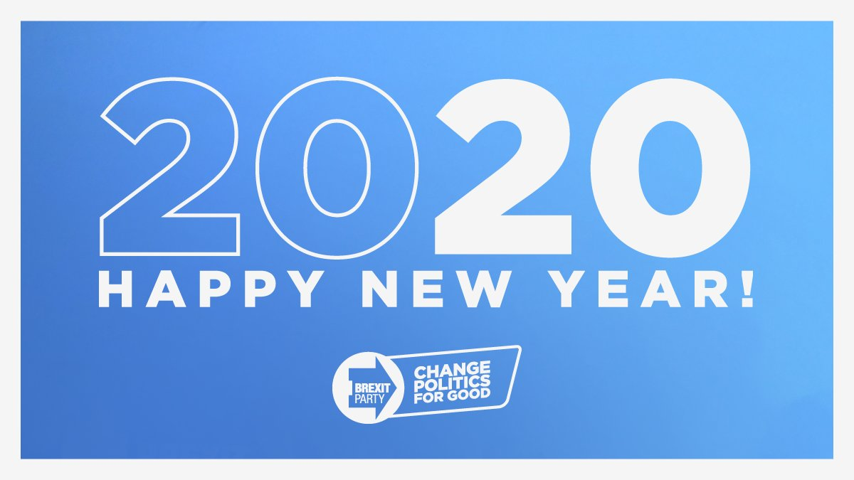 Wishing all of our supporters a very happy, healthy and prosperous 2020! #happynewyear2020 #Happy2020