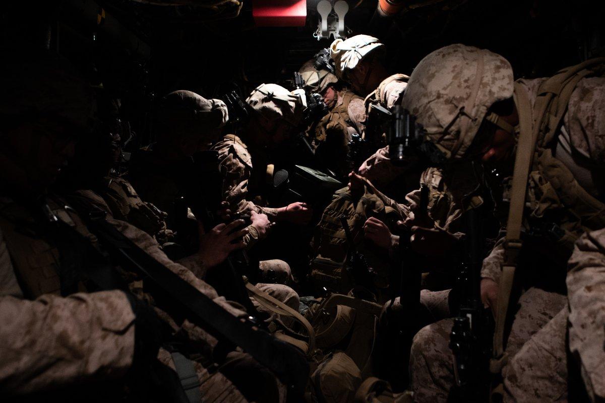 مسؤولون أميركيون لرويترز: الجيش الأميركي نفذ ضربات دفاعية في العراق وسوريا ضد جماعة كتائب حزب الله - صفحة 2 ENJaKQtXkAEQlES