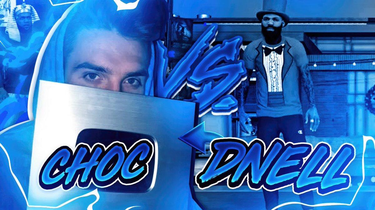 DNELL VS CHOC🍿https://youtu.be/GOm0Y8aiUUI