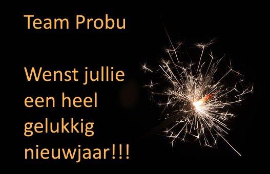 Gelukkig nieuwjaar! In 2020 staan wij weer graag voor je klaar!!