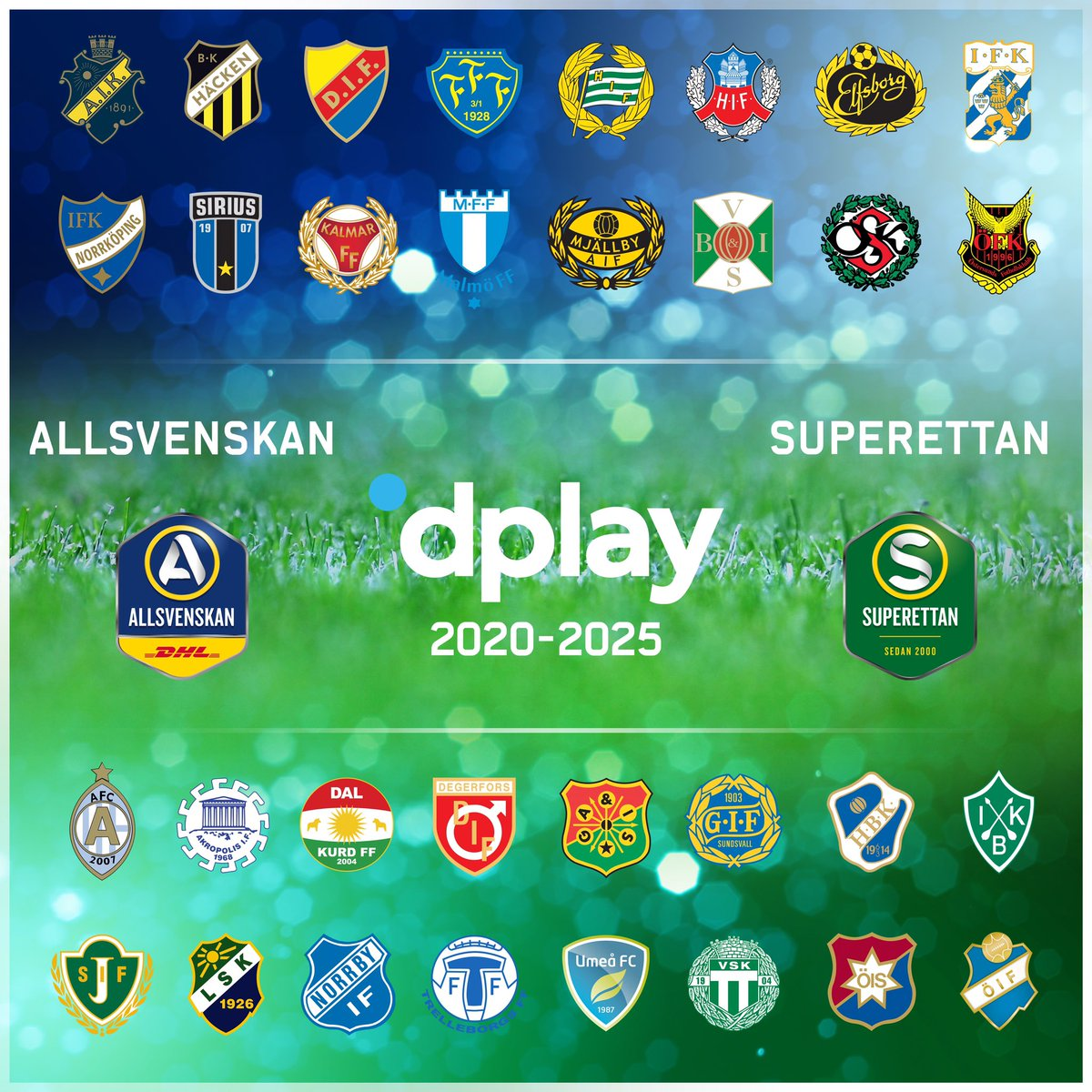 Dplay Sport On Twitter 2020 Blir Ett Bra Ar