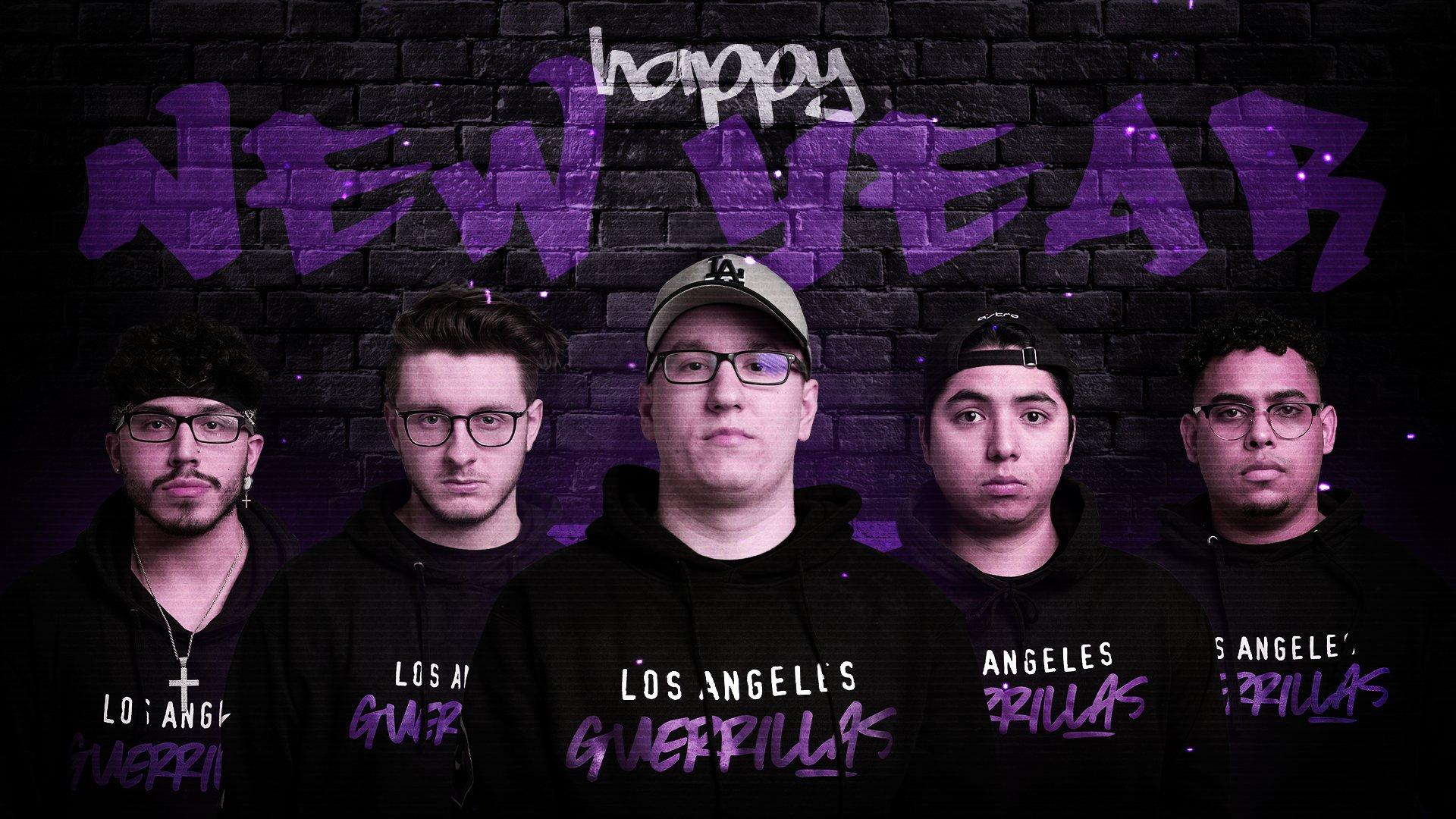 Los Angeles Guerrillas - Twitter