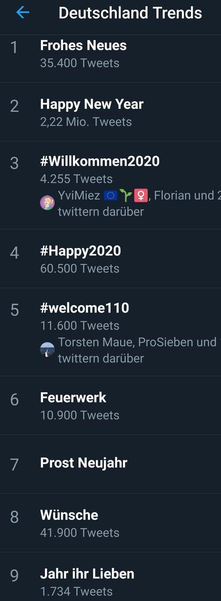 #Willkommen2020