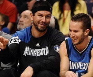 Brad Miller played for the Timberwolves this decade. Bless.