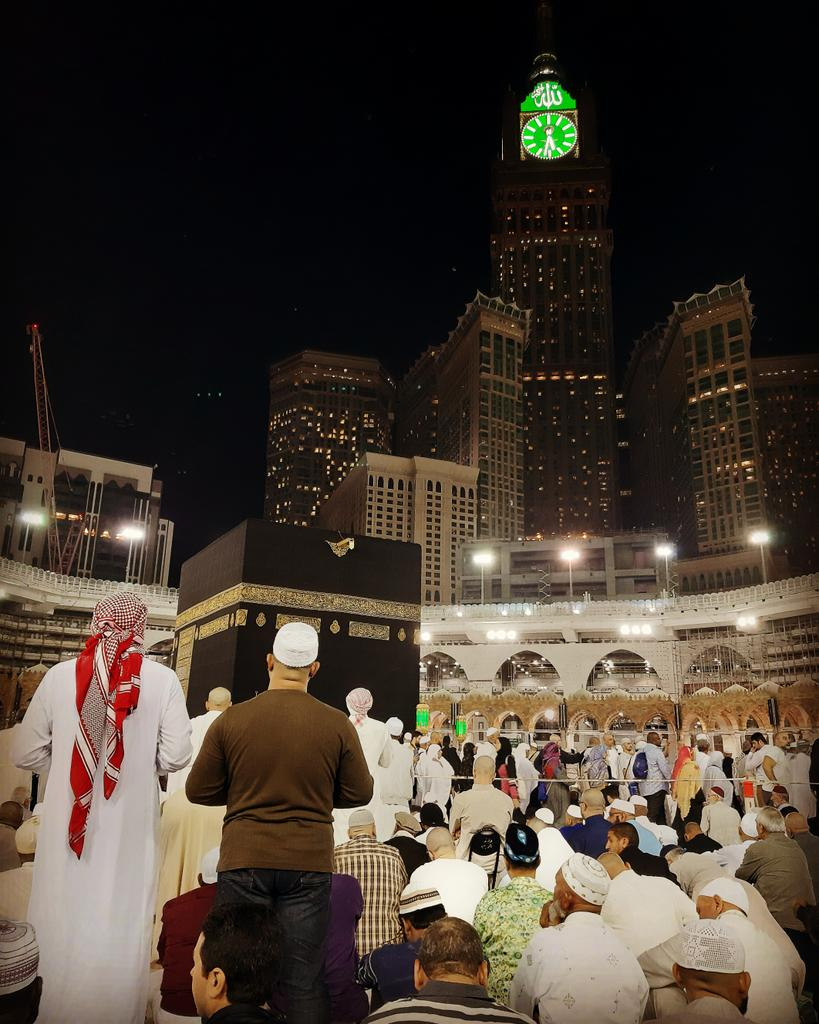 All is set for fajr solat and waiting for the adhan at the haraam in Makkah  #haraam #makkah #haraambanter #haram #harambanter #haramain #haramain_photos  @HaramainInfo #Umrah2019 #umrah1441  #Umrah2020 #hajj #hajj1441 #hotjist #3SixtyIslamHajj #3sixtyislam #3SixtyIslamUmrahpic.twitter.com/1z73QGKNhW