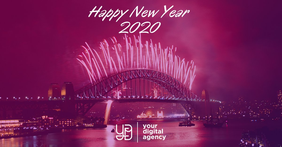 Happy New Year - make 2020 a great year for your small business!
