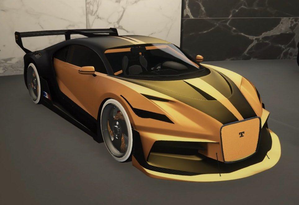 Truffade Thrax *Orange is the New Black  #gta #GTAOnline #GTAV #GTA5 #GTAVOnline #gta5paintjob #GrandTheftAutoV #gta5tuning #gta5bennywheels #gc2f #gta5paintjobs #3dpaintjob #GTAPhotographers  #gta5moddedcars #ps4 #Playstation4pic.twitter.com/88i3PaFrCX
