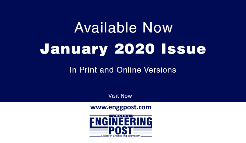 Available now in print and online versions! Read now: http://enggpost.com/january-2020-issue/ … #Pakistan #EngineeringPost pic.twitter.com/fH4KusMATL