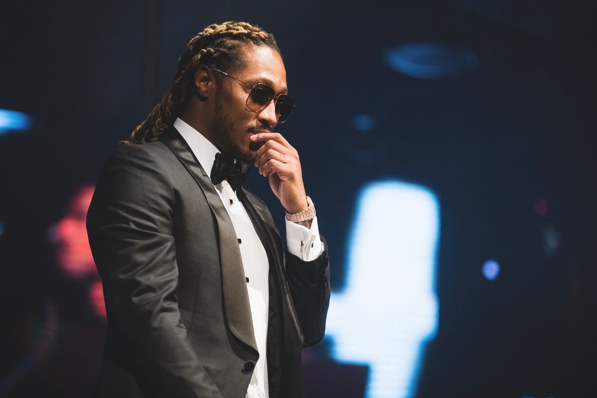 What a year it was! Ring in the new year with @1future tonight at Drai's!