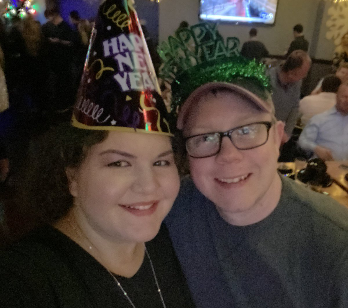 Happy new year from Team Stratton:  Chapter
