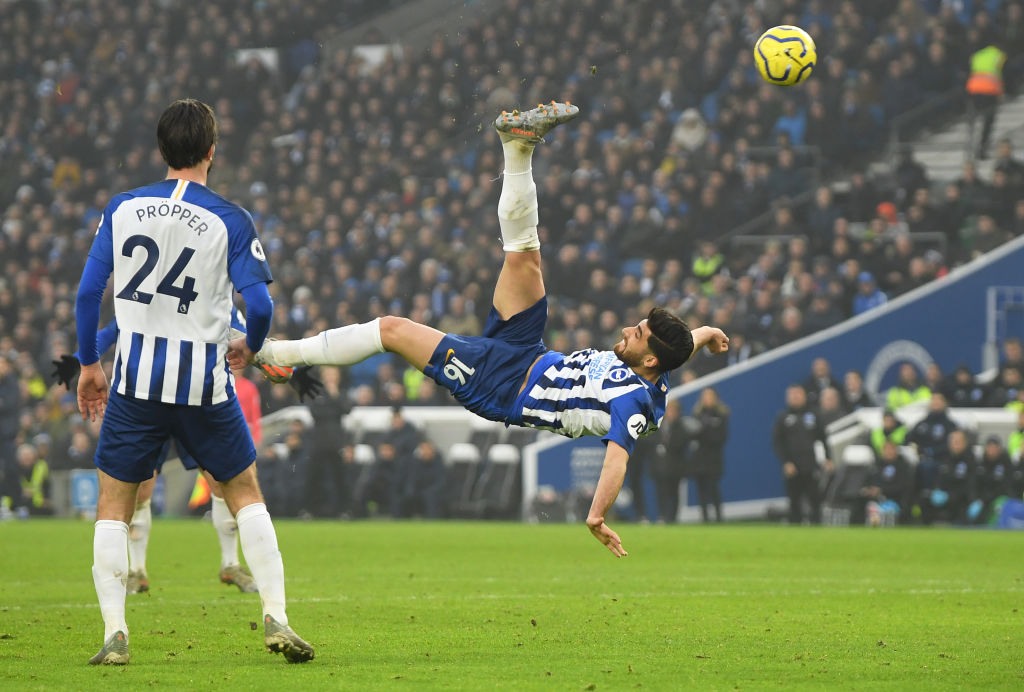 Video: Brighton & Hove Albion vs Chelsea Highlights