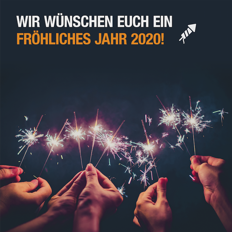 #FrohesNeues