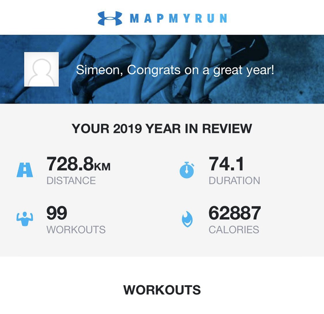 Had the same NY's resolution for c.25 years & never achieved it, but going into 2020 with it already cracked. All thanks to @underarmouruk @uamapmyrun & their fitness tech. Feel so much better for it. Apart from, you know, the Norovirus. #fitnessgoals #getfit #ad #influencerlifepic.twitter.com/QkPJg90IlX