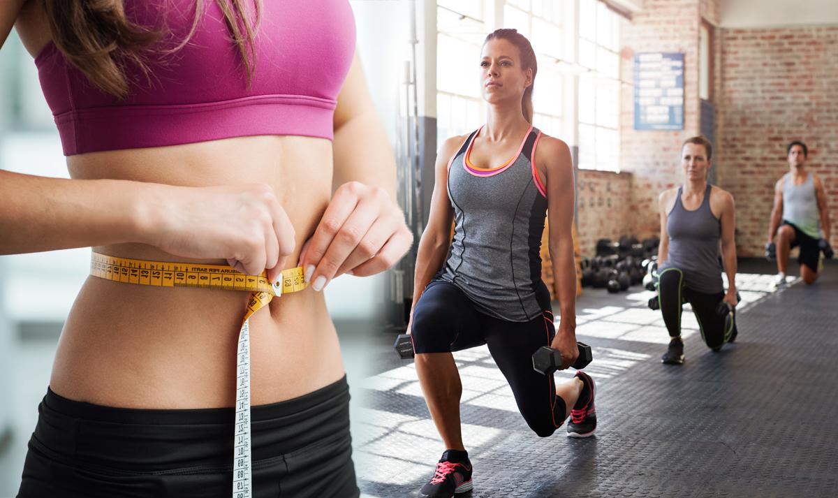 Фитнес дома экспресс похудение