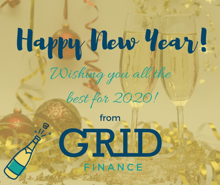 Happy New Year from the Team at GRID! Wishing you all the best for not just for 2020 but also the new decade! :) https://t.co/RJt3s4A5Rc