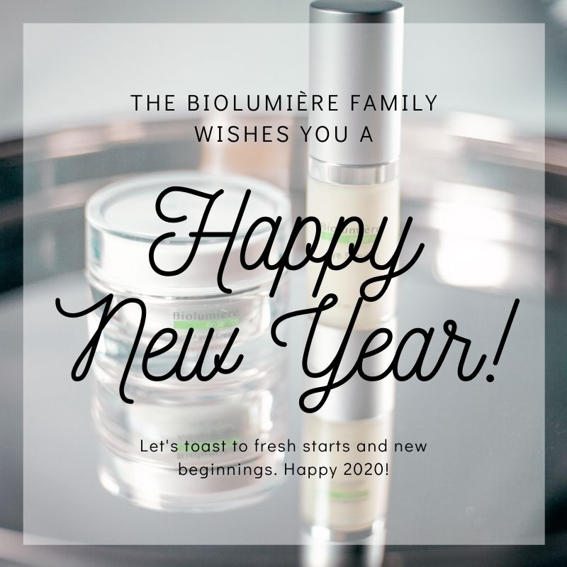 A new year brings 12 new chapters, 365 new chances. Make this year count! Happy New Year!  . . .  #BiolumièreOrganics #skincare #bebeautiful #allnatural #nicollettesheridan #happynewyear #2020 #newdecade #beauty #beautifulnewyearpic.twitter.com/ADMfHPYyHb
