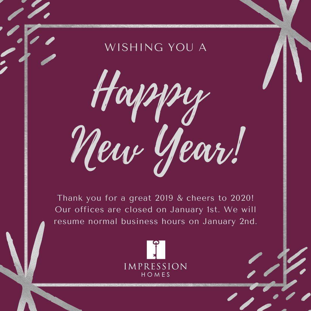 Check out this tweet from ImpressionHomes: Happy Near Year   #ImpressionHomes #HappyNewYear #NewHome #Homebuilder #DFW #DFWbuilder <br>http://pic.twitter.com/RSDc3fcWlp
