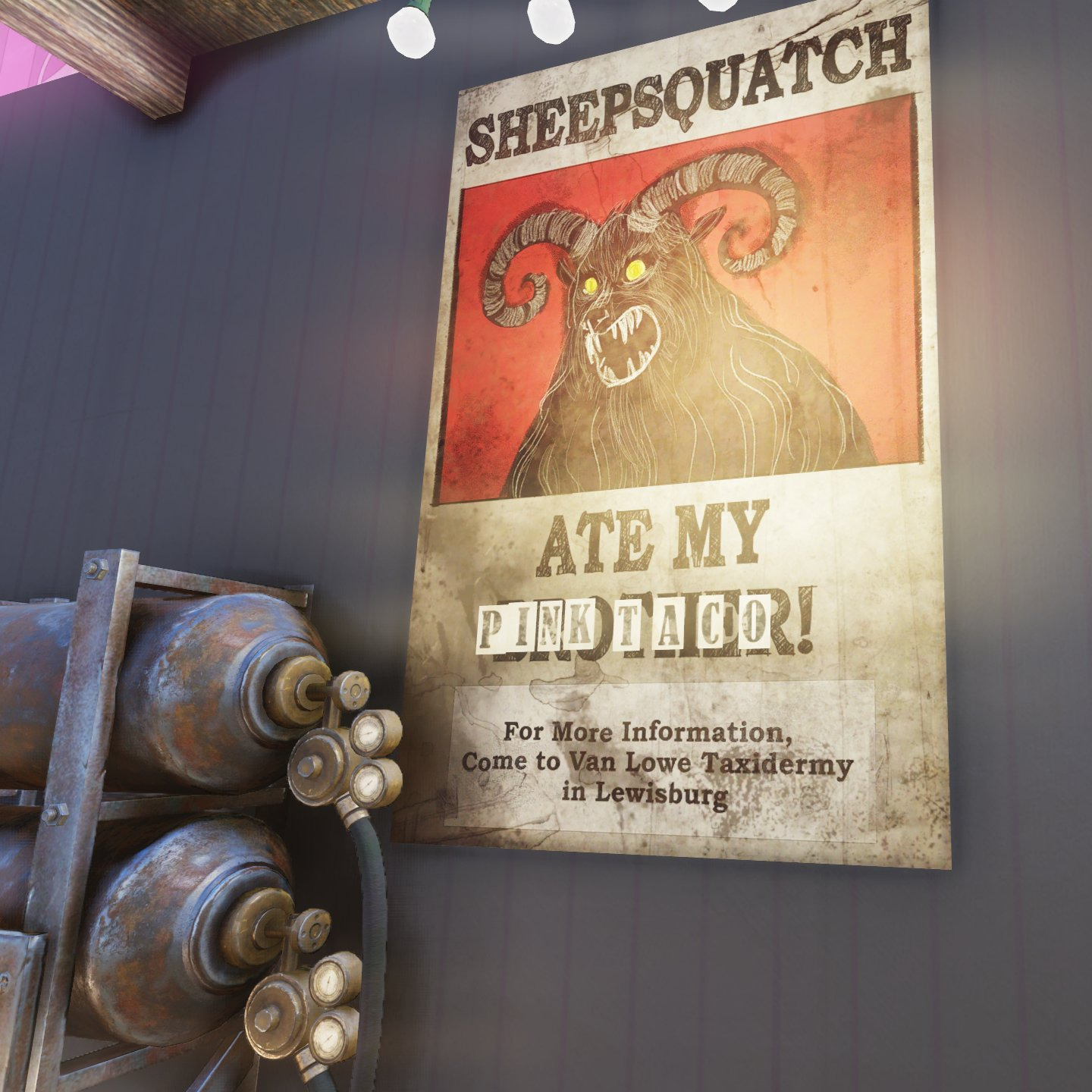 Chad A Fallout 76 Podcast 160k Subs Listens On Twitter That Sheepsquatch Really Gets Around Fallout Fallout76 Fallout76hype Fallout76memes Falloutcommunity Fuckchad Https T Co Hleddqaymf