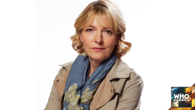 Happy Birthday to Jemma Redgrave!