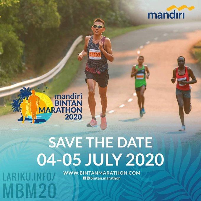Mandiri Bintan Marathon • 2020