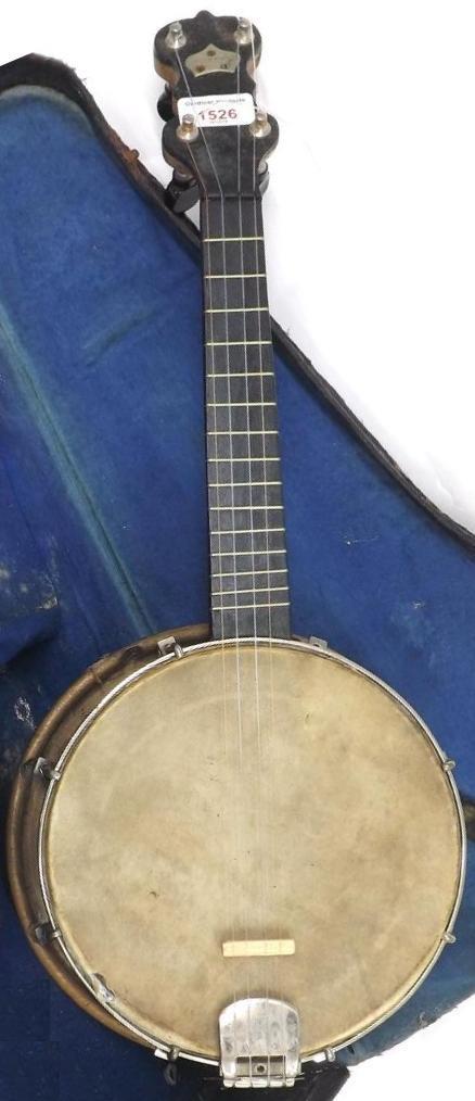 coker banjo ukulele