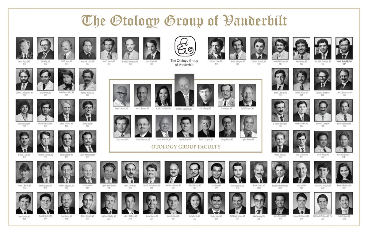 What a fantastic decade for the Otology Group @VanderbiltENT, so many leaders doing great things for patients and our field of Neurotology. @bobby_yawn @MatthewLCarlso1 @WannaGeorge @Alejorivasc @alexdsweeney @JacobBHunter @BP_OConnellMD https://t.co/ROfdhBBlYX
