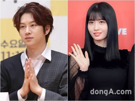 SM and JYP say they are looking into the report of TWICE Momo and Super Junior Heechul dating  https://t.co/8mjlPvNzIG https://t.co/jqo8yJ9X3K