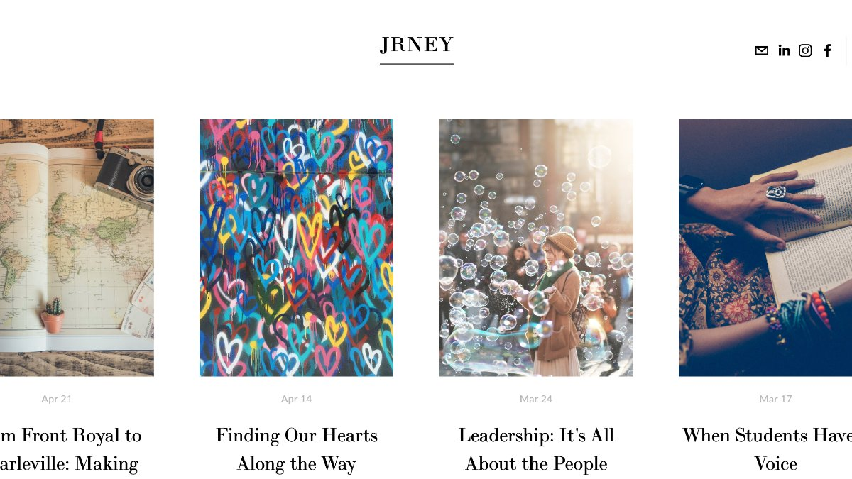 🎉JRNEY has a new look for 2020!🎉 - mailchi.mp/3b87cd9535b0/j…