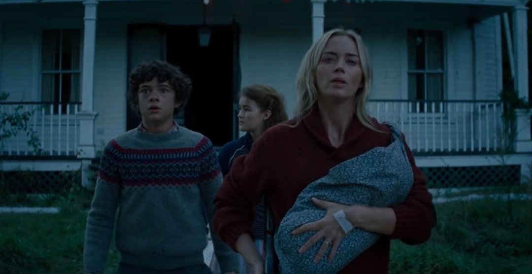 "The Action Packed ""A Quiet Place Part II Trailer"" Has Arrived"