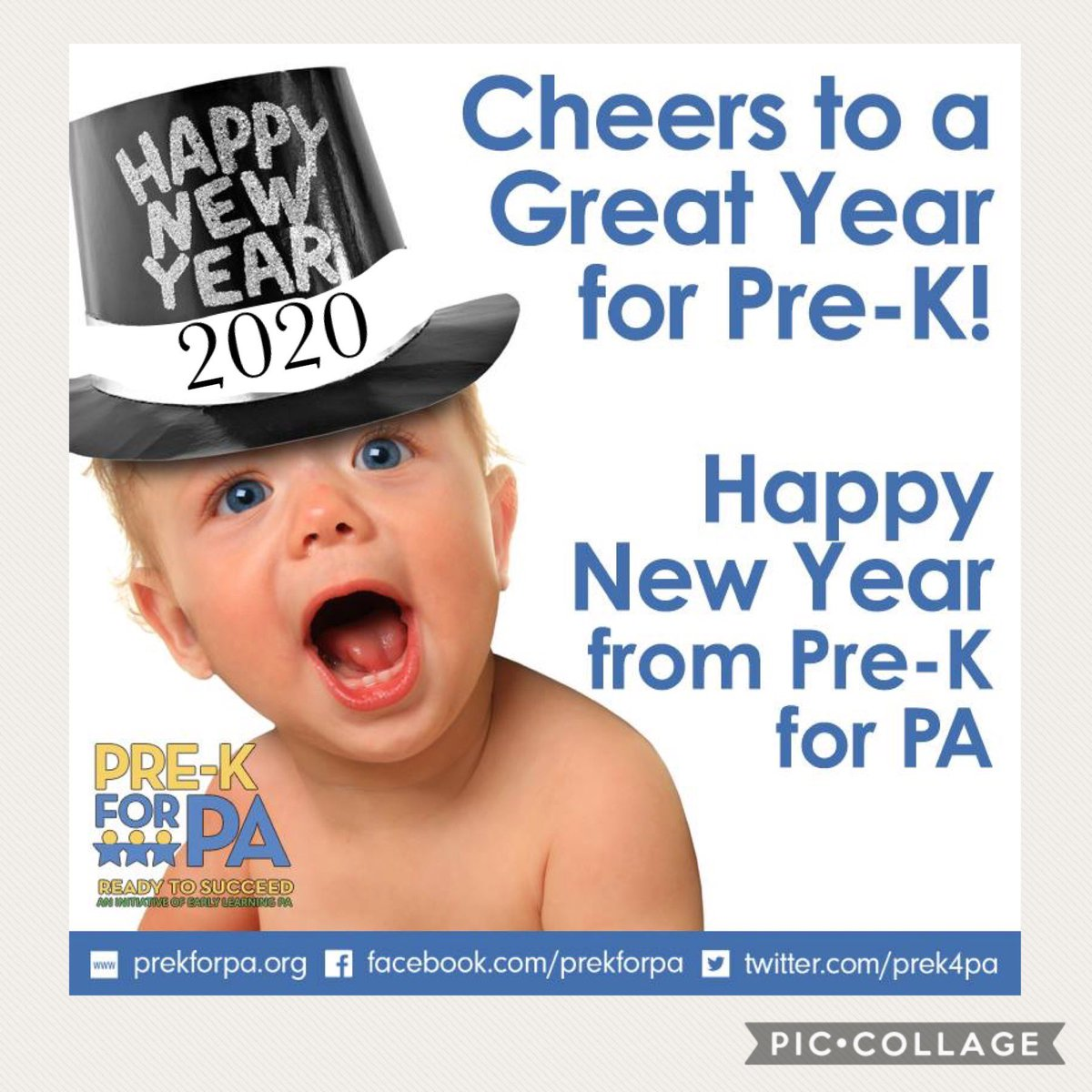 #HappyNewYear and cheers to a successful 2020!