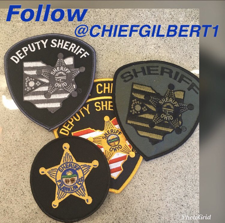 GIVEAWAY TIME! In honor of the first day of 2020,After 120 Retweets of this post, a random follower will be selected to win the pictured patches!Good Luck & Happy New Year 2020!!!  #Retweet  @CHIEFGILBERT1  #ThinBlueLine  #followChiefGilbert1  #LivePD  #LivePDNation  #happynewyear2020