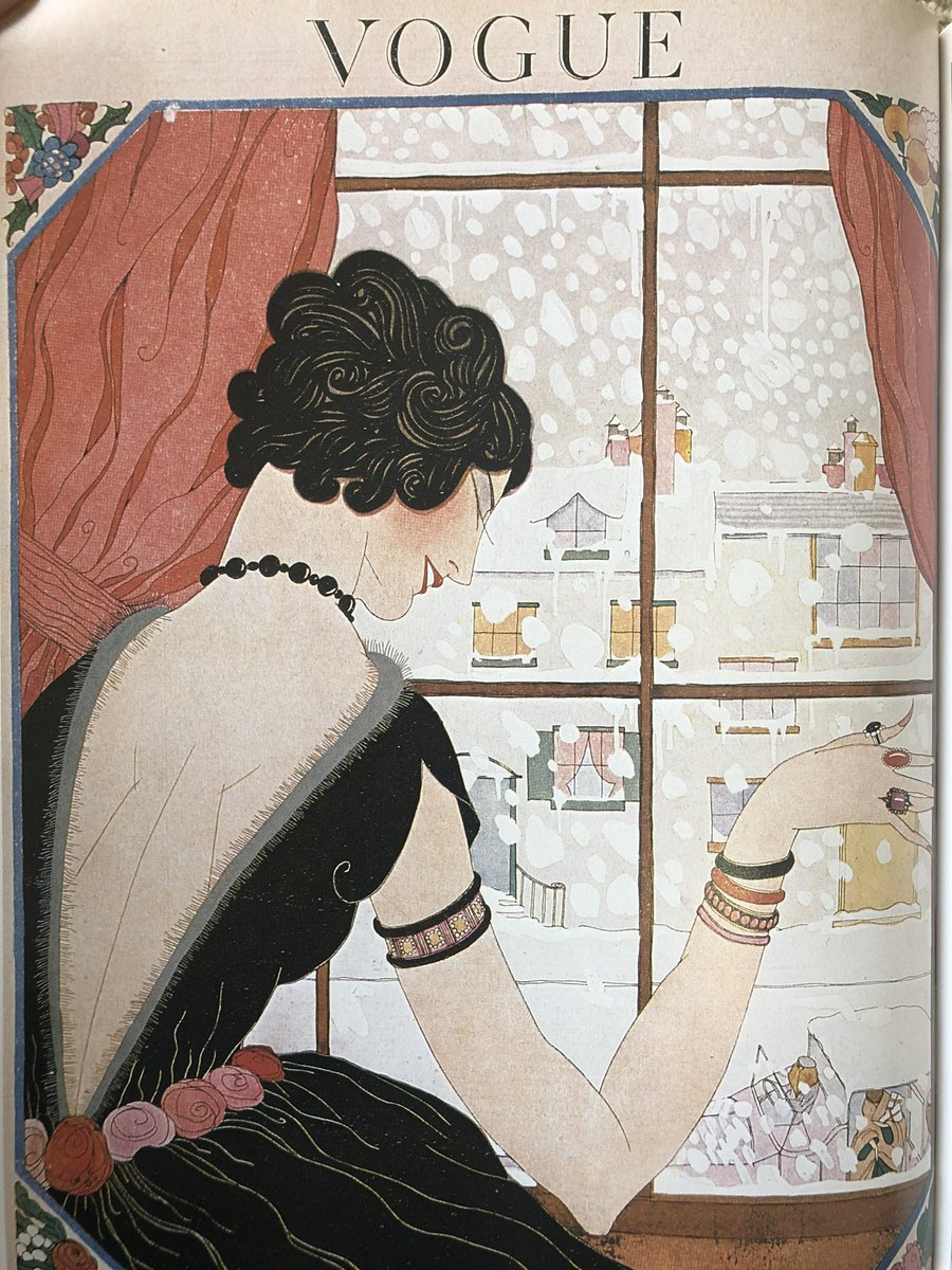 Margaux On Twitter Vintage Vogue Covers From The 20 S From My Book Of Vogue Covers