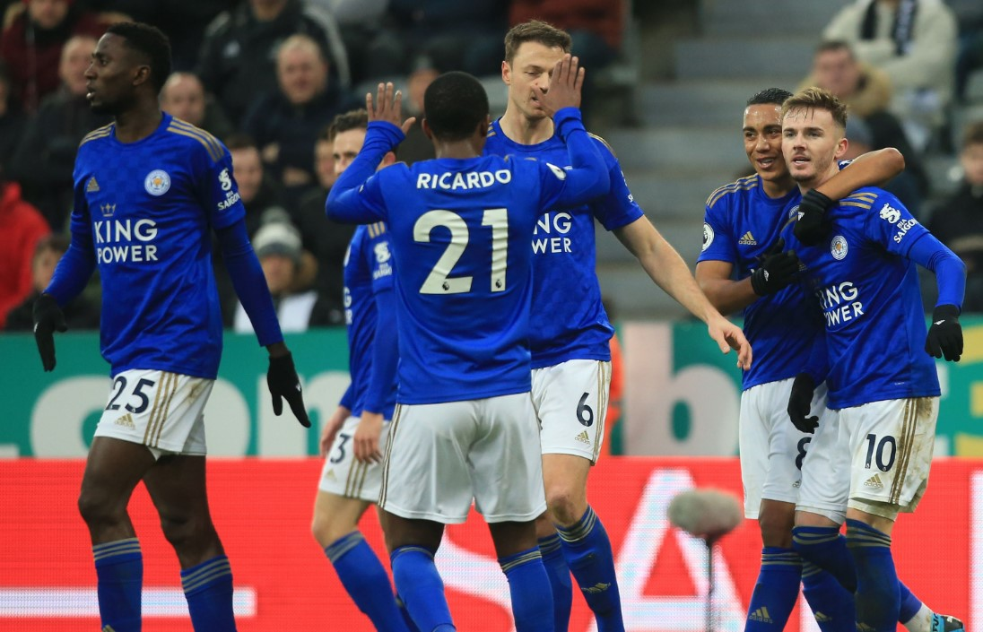 Video: Newcastle United vs Leicester City Highlights