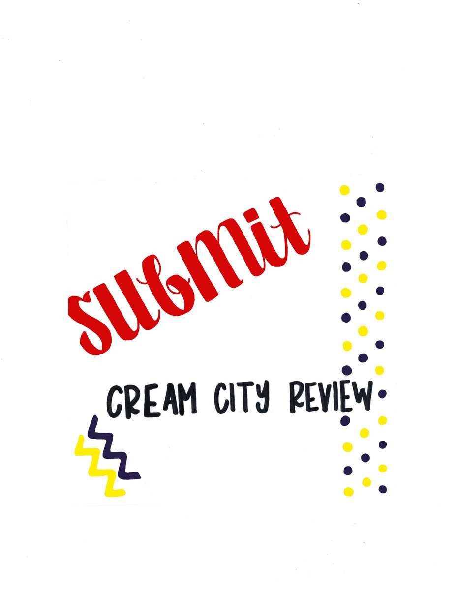 We're open for submissions, so send us your poetry, fiction, nonfiction, and art! Start your 2020 with us!