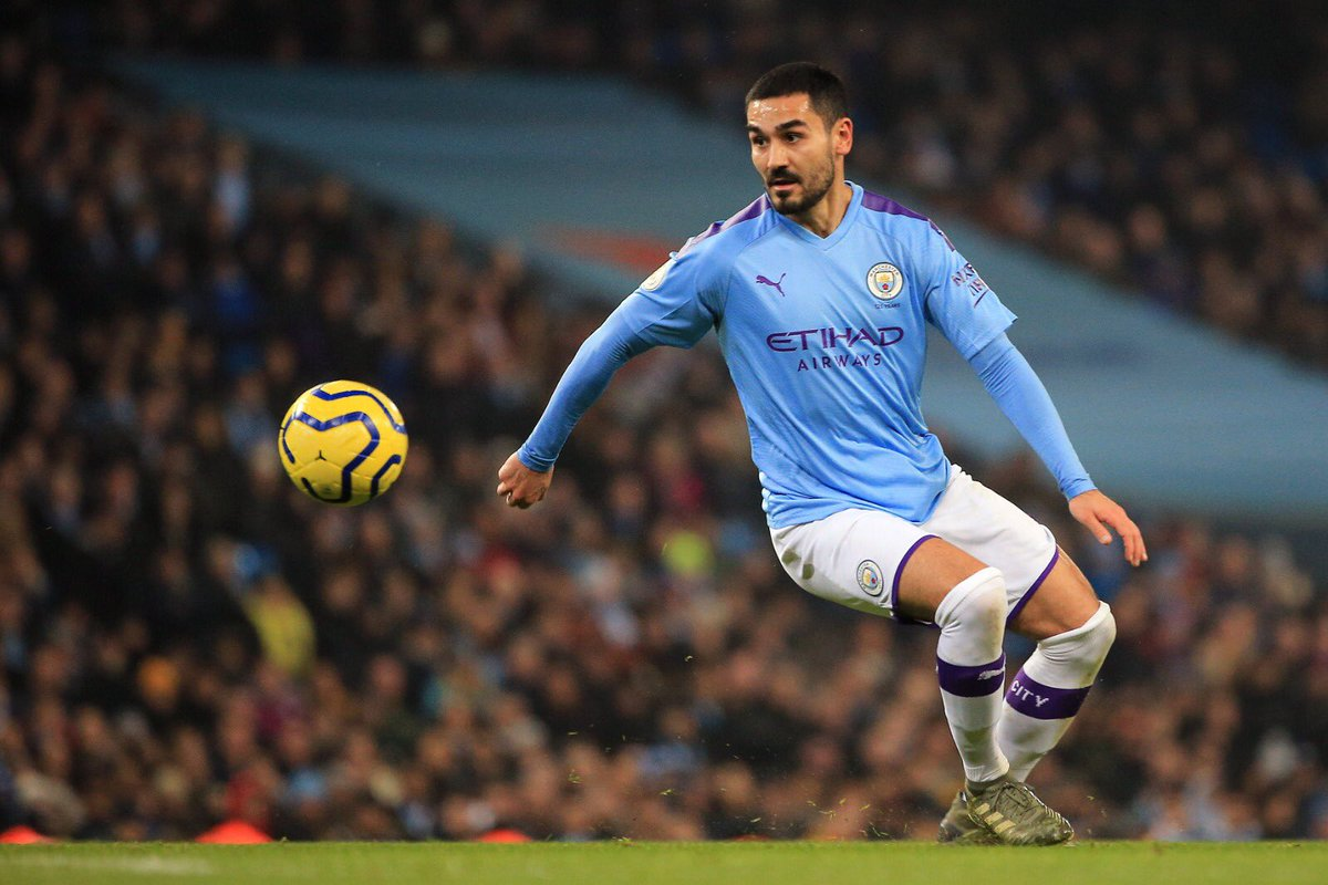 Manchester City Should Avoid Their Mistakes To Catch Liverpool, Says Gundogan
