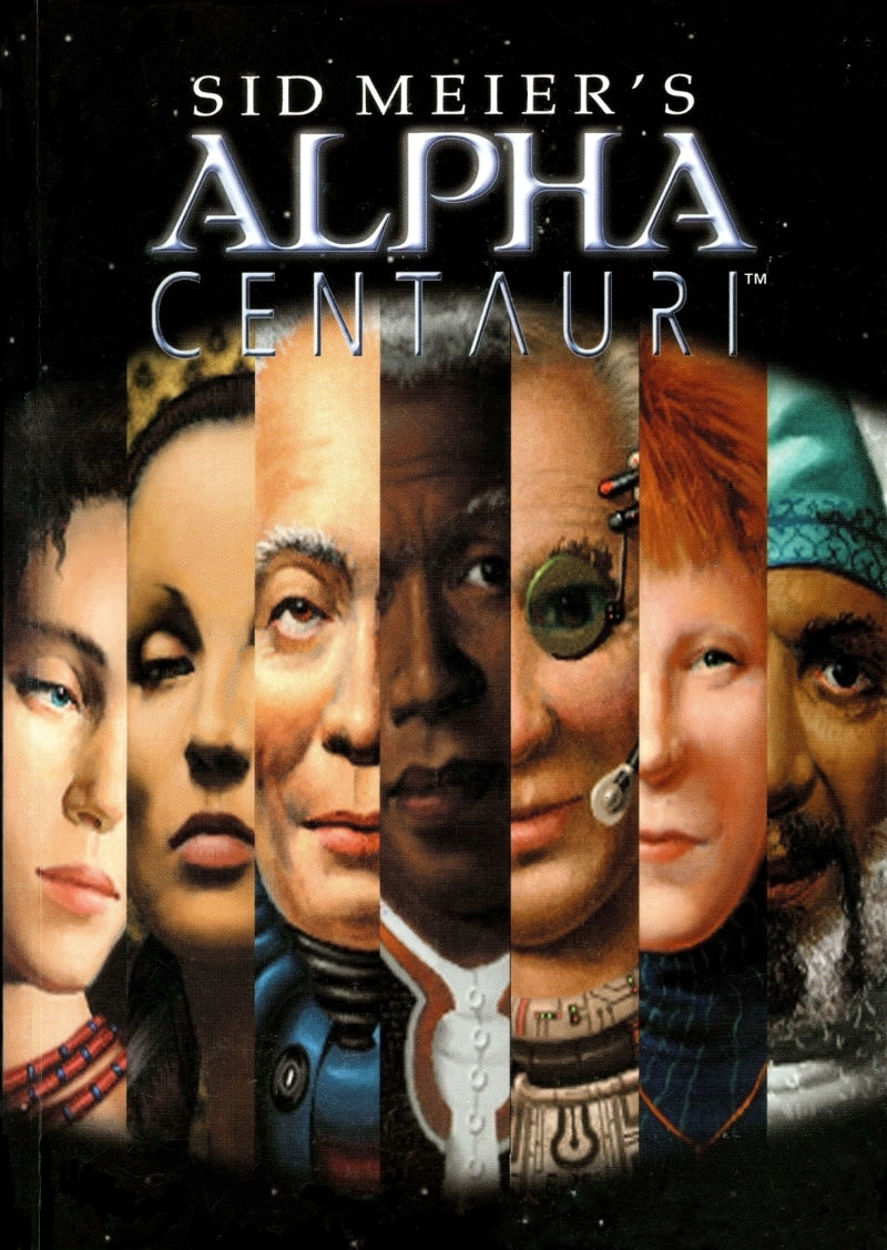 Classic PC Games: SID MEIER'S ALPHA CENTAURI!   It is the best 4X game ever made?  #retrogames #retrogaming #retrogamers #GamersUnite #PC #memories #MyFavGamesEver #SidMeier #AlphaCentauri #4X #turnbasedpic.twitter.com/JQC5NfYAY8