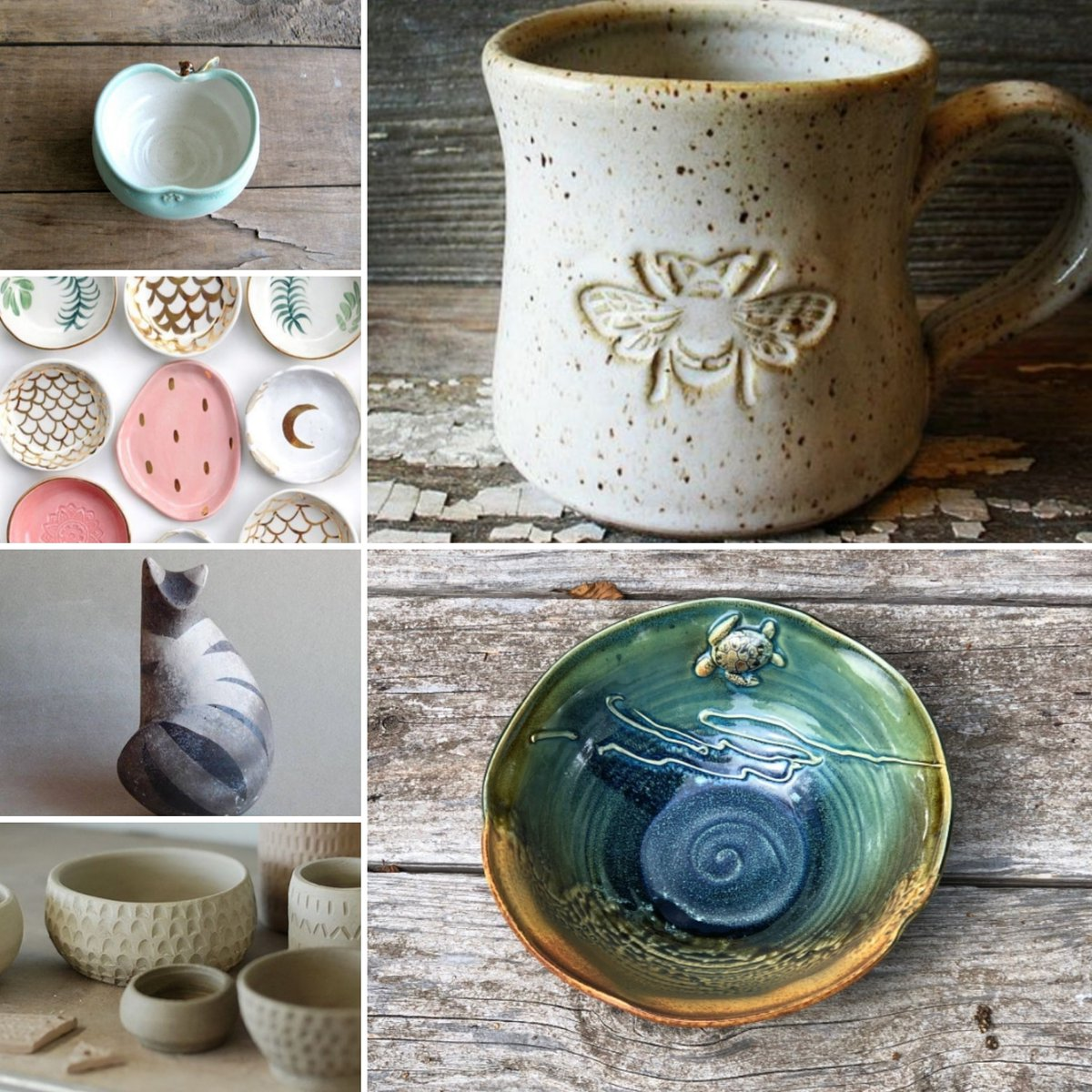 Wed love a local ceramic artist to join us this year! If you specialise in handmade items we have spaces available from as little as £15 pcm plus 10% commission