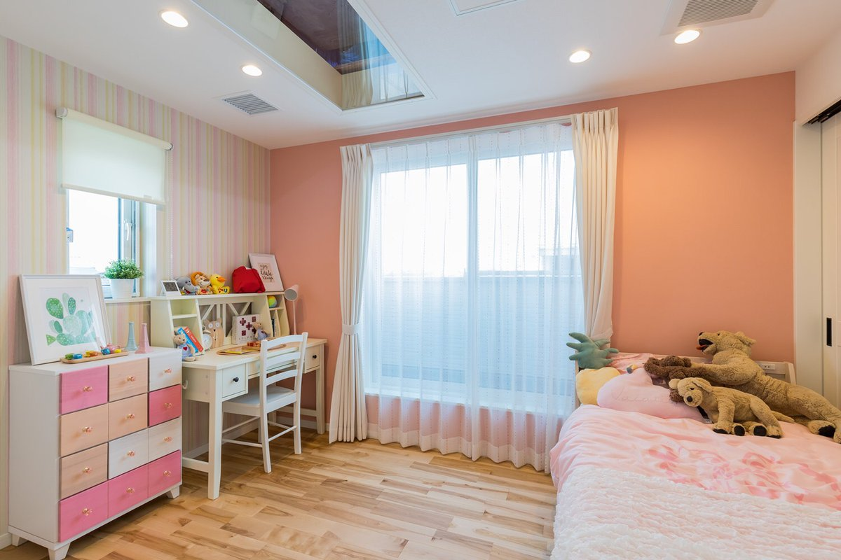 ヤマト住建 八王子店 On Twitter 川口住宅展示場の子供部屋です