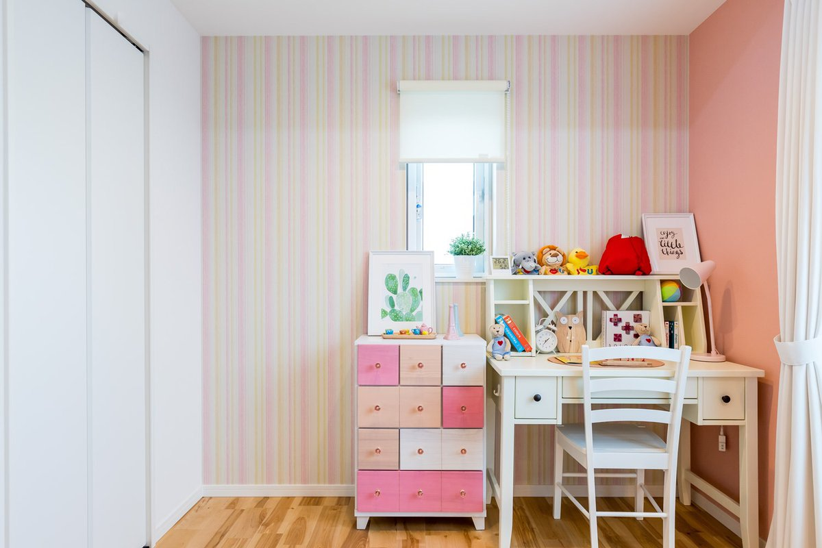 ヤマト住建 八王子店 A Twitter 川口住宅展示場の子供部屋です