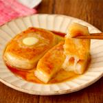 お餅には麺つゆバターが合う!お餅が何個でも食べられちゃう魔法のレシピ!