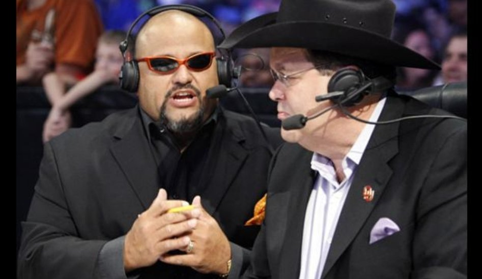 Damn @OfficialTAZ and @JRsBBQ are good together #AEWDynamite