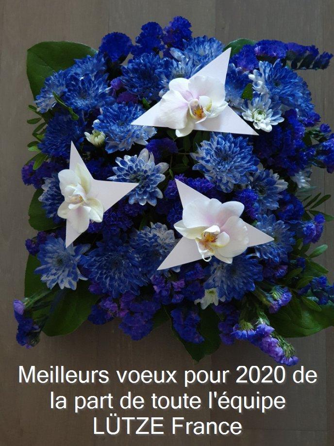 Meilleurs #Voeux pour 2020 de #Lutze France ! #BonneAnnee2020 #NouvelAn2020 !...