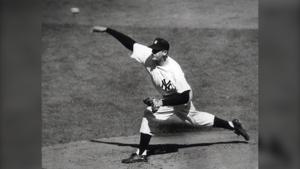 Don Larsen, who threw only perfect game in World Series history, dies at 90