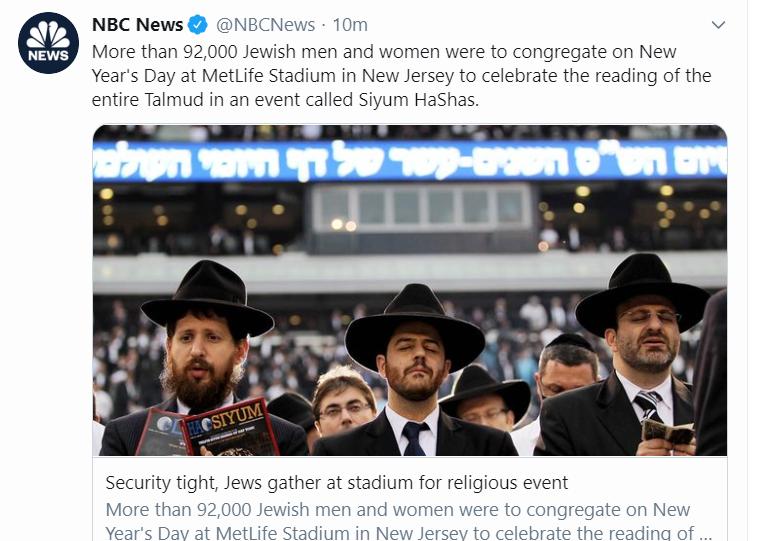 Antisemitism bill propaganda strikes again