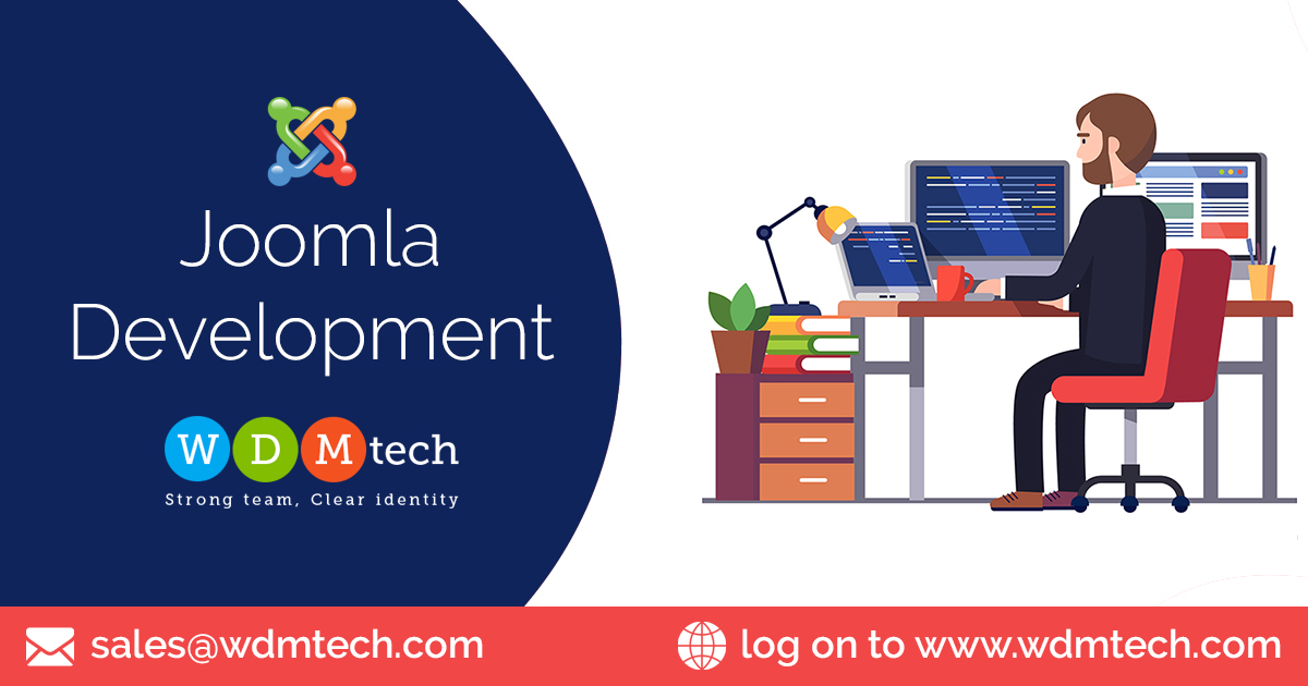 https://www. wdmtech.com/joomla-develop ment  …  Enforce your Online Business #joomladevelopment #joomladevelopmentcompany #joomladevelopmentservices #joomlawebdevelopment #joomlawebsitedesign #joomlacmsdevelopment #joomlawebsitedevelopment #customjoomladevelopment #BestJoomlaDevelopmentCompanyInIndia<br>http://pic.twitter.com/ZxZiQfhwwv
