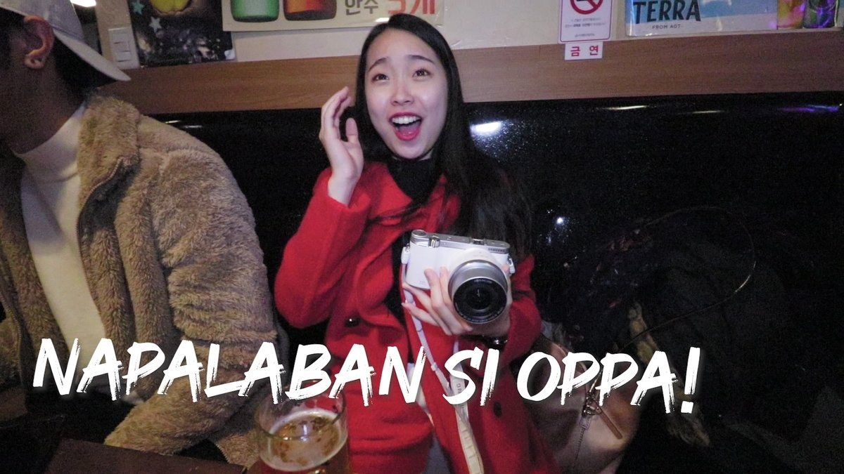 UNANG UPLOAD SA 2020! 'NAPALABAN SI OPPA' RT NOW~ #Episode04