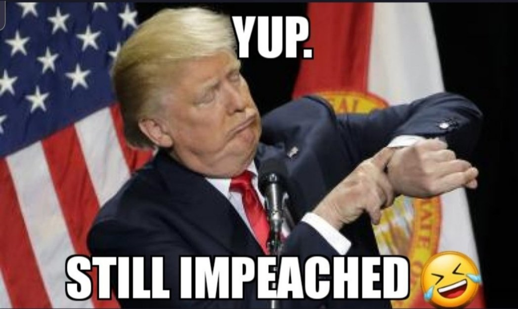 Hey criminal @realDonaldTrump, just a reminder that you're a sex predator, liar, tax cheat, racist, bigot, groper, misogynist, and traitor. 😡🤬 #ImpeachedForLife #SaturdayThoughts #SaturdayMorning #SatudayMotivation