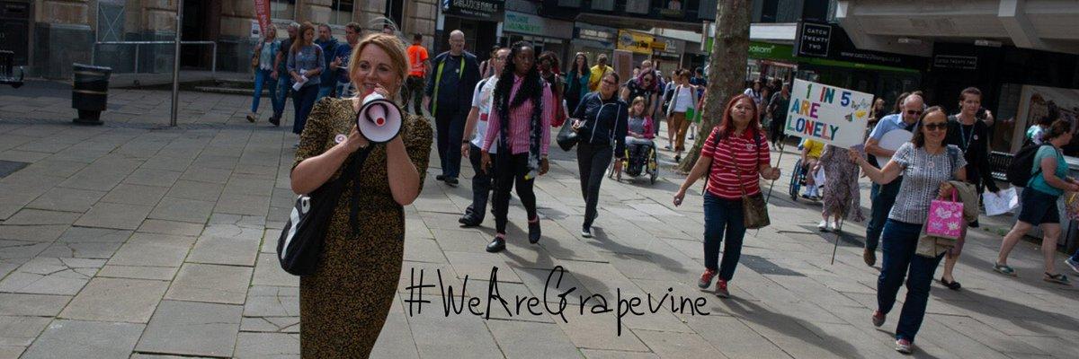 #2020NewYear #newdecade #newcoverpic #WeAreGrapevine 🍇